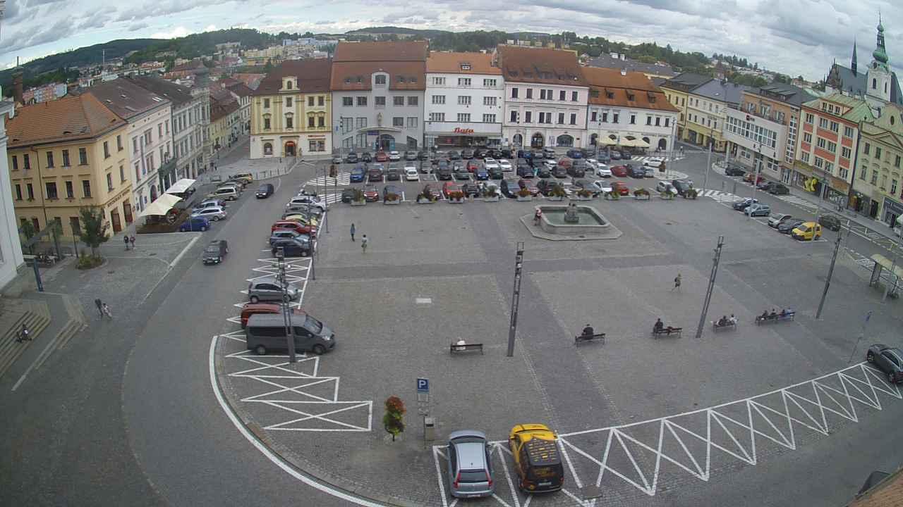 Klatovské náměstí Míru